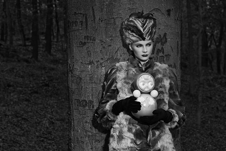 Masha Odalisque Magazine Fashion Photo Shoot